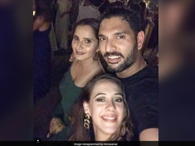 \Happy Wala Birthday Motuuuu\: Sania Mirza\s Birthday Wish For Yuvraj