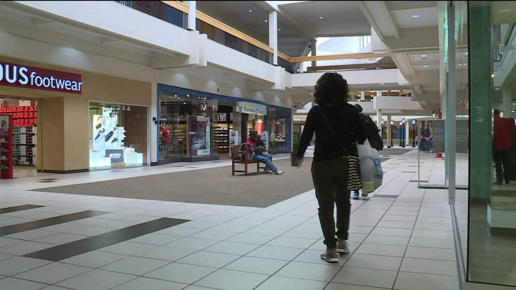 The worst is yet to come for American shoppingmalls.
