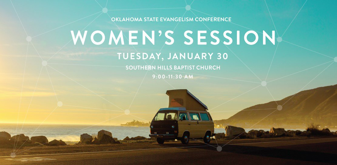 test Twitter Media - Mark your calendar for the Women's Session at the State Evangelism Conference. This world is not our home, we are just passing through. With great urgency, we must share Jesus! Lina Abujamra will be our keynote speaker. https://t.co/5fOtiBfeUu https://t.co/gOpDt8D8Jy
