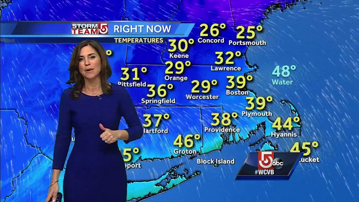 Video: Snow and rain mix lingers
