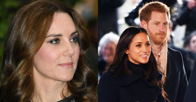 Kate Middleton WON'T be a part of Prince Harry and Meghan Markle's wedding...