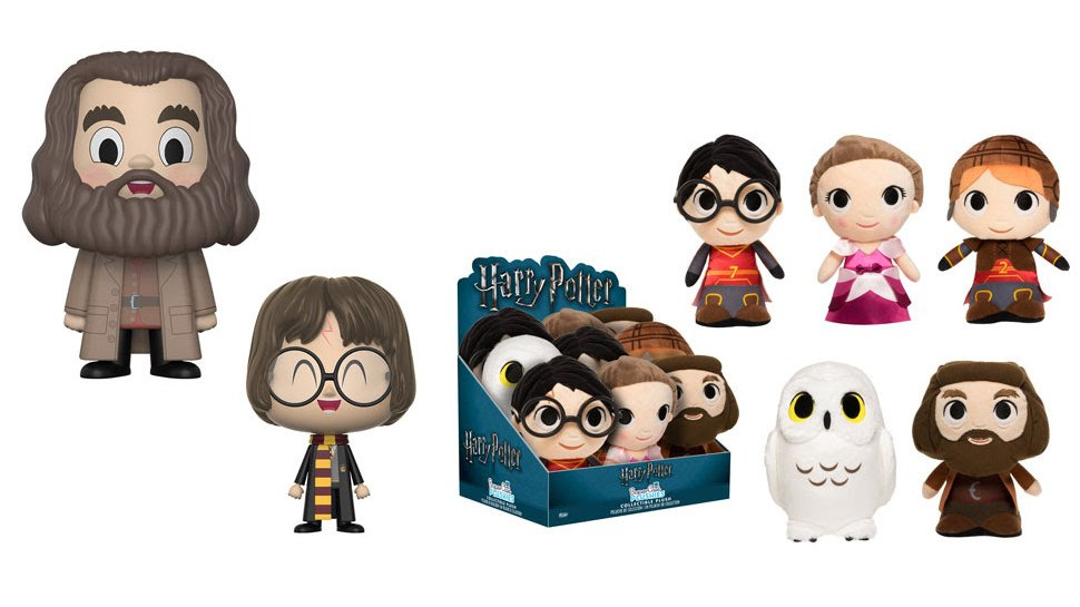 Magical new #HarryPotter figures are coming from @OriginalFunko in 2018: https://t.co/yQbDtcpuJB https://t.co/6piu9tHgky