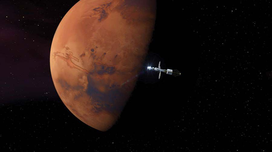 Mission To Mars: A Windsor Locks Company & The Next Era of Space Exploration
