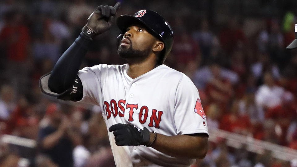 Red Sox notebook: Dombrowski denies Jackie Bradley Jr. trade talk