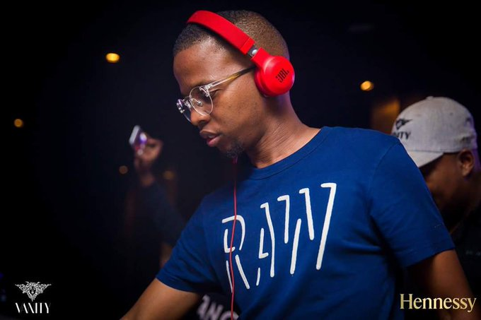 We also had @DJSandisoSA on the decks with gqom music,  it's was crazzzzzzy @Vanity_PTA   #Allaboutyou https://t.co/H02hp4ZKuY