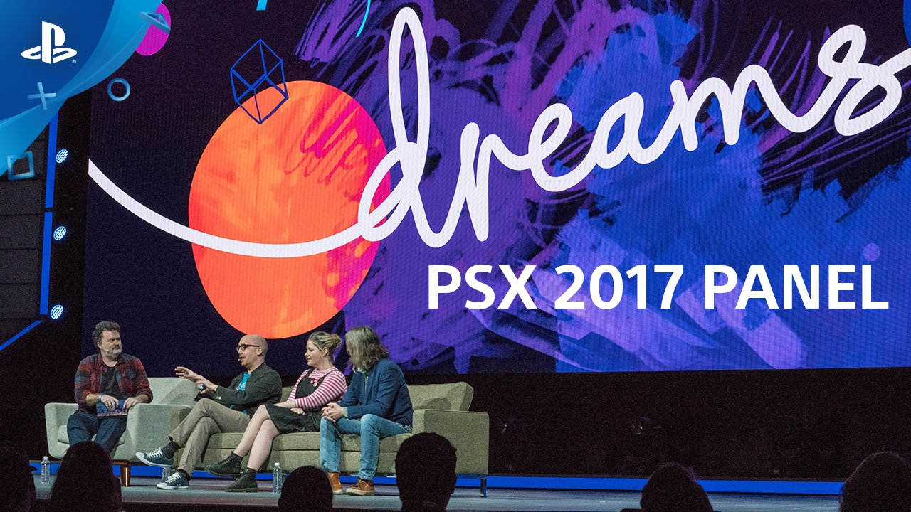 Media Molecule shared its stunning vision for Dreams during a #PSX 2017 panel. https://t.co/VnmtTQW2rL https://t.co/g9esiK1AzK