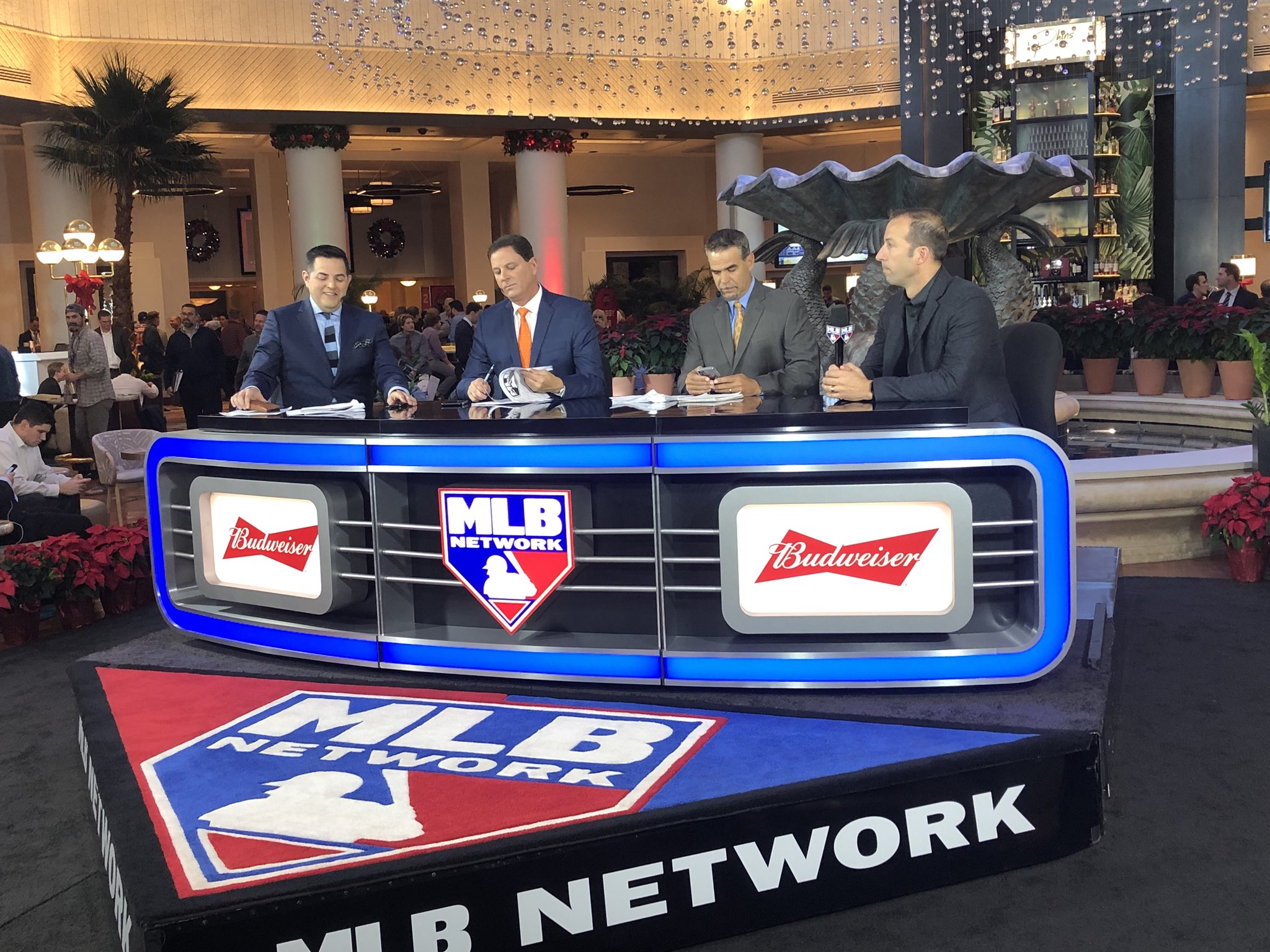 Turn on your TV... Billy Eppler is live RIGHT NOW on @MLBNetwork! #EpplerEra #WinterMeetings https://t.co/WzmBPqepdi