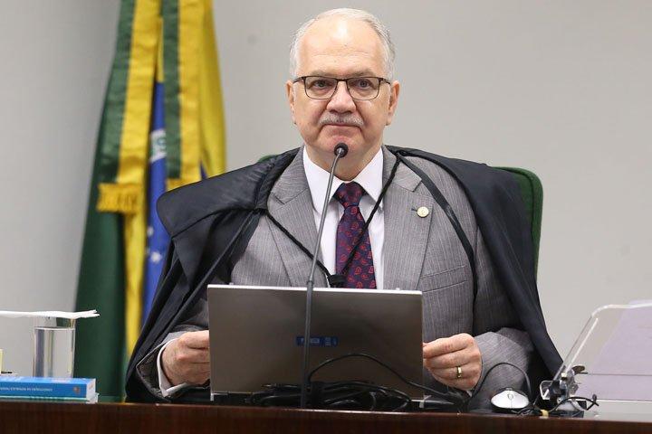 @BroadcastImagem: Fachin vota por recebimento de denúncia contra Benedito e Arthur de Lira, do PP. André Dusek/Estadão