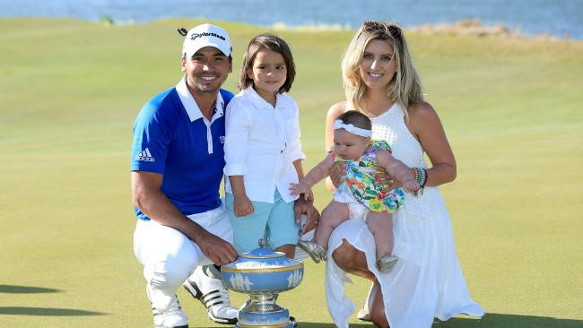 Golf star Jason Day and wife Ellie reveal tragic miscarriage