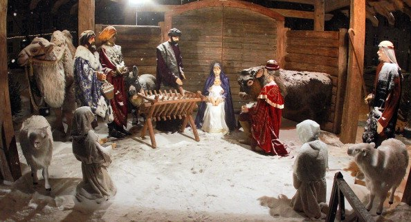 Most biblical scholars don't actually think Jesus was born in a stable