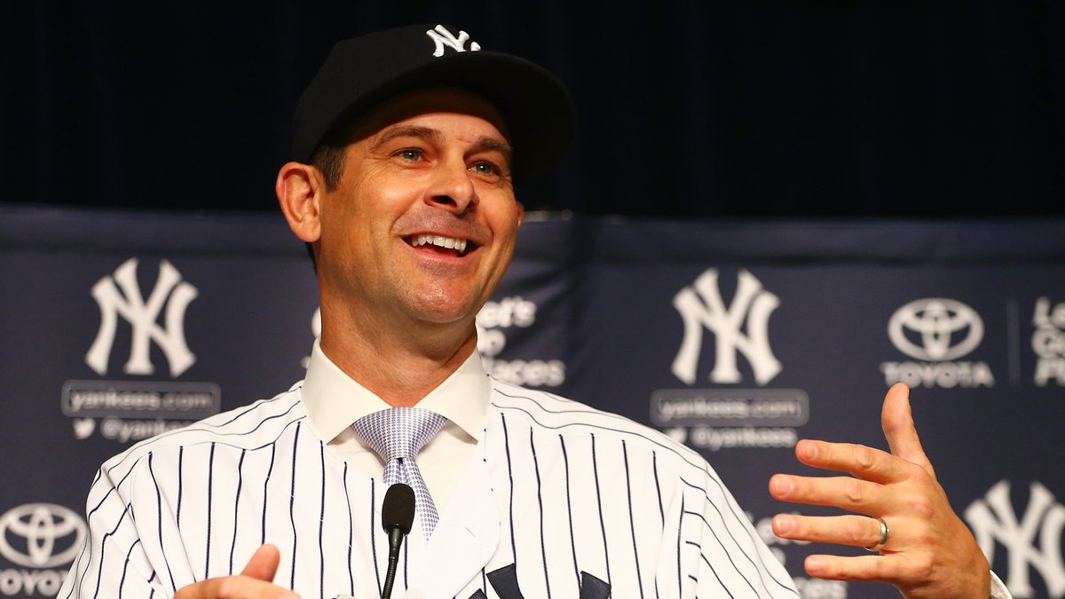 Aaron Boone will be LIVE on our Facebook page at 5:00.  Be there! https://t.co/Cl3TUkS9lZ https://t.co/HnQgKBsvLi
