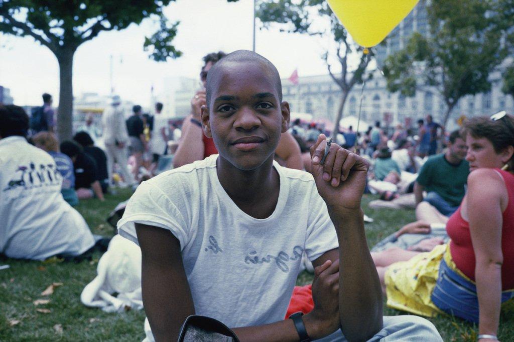 ArtTalks: Lyle Ashton Harris: Today I Shall Judge Nothing That Occurs at the Whitney Museum https://t.co/ohRk2H6XDQ https://t.co/yecpVhEkCA
