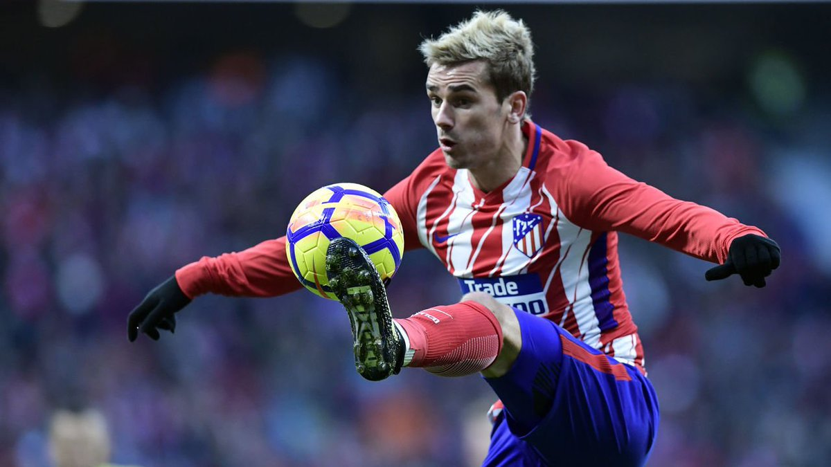 RT @theScoreFC: Report: Atletico, Manchester United believe Griezmann will join Barcelona https://t.co/8K1q8Ash4n https://t.co/dcDNYmFalH