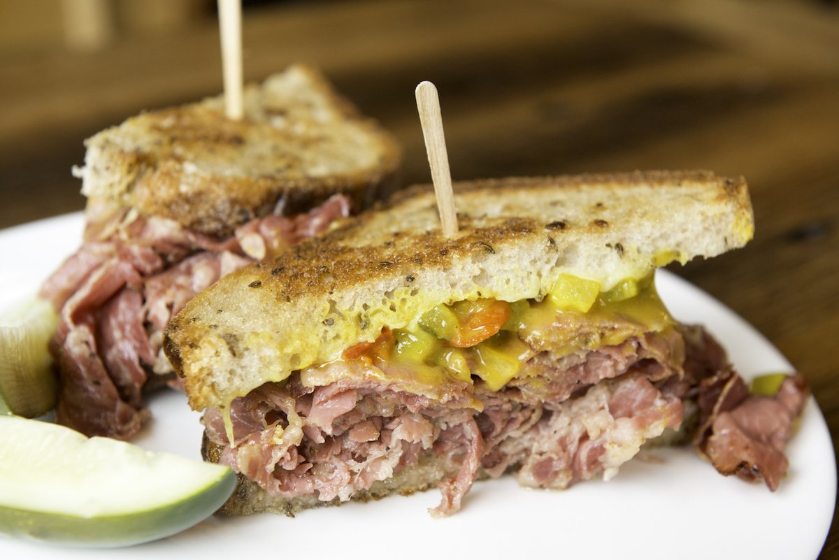 A critically acclaimed deli just opened its first Boston location