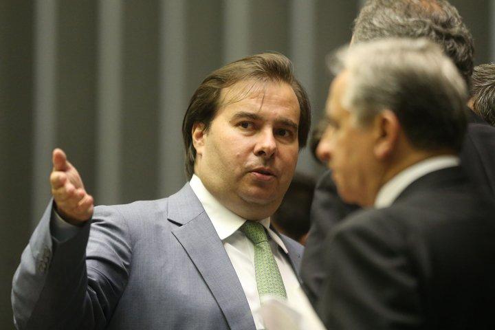 @BroadcastImagem: Maia marca sessões na Câmara só até dia 20, o que pode atrapalhar Previdência. Dida Sampaio/Estadão