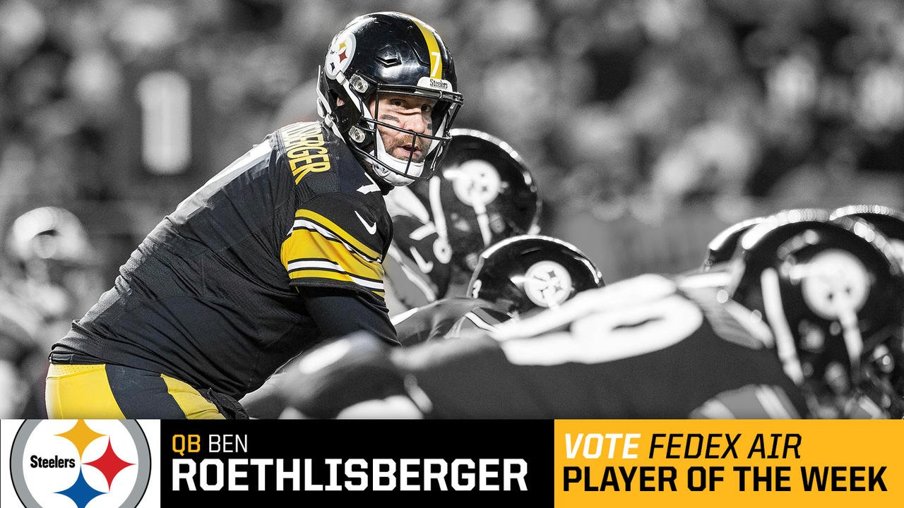44 completions ✅ 506 passing yards ✅ 2 touchdowns ✅  RT to Vote Ben Roethlisberger.  #AirandGround #ProBowlVote https://t.co/QctQeNFGVC