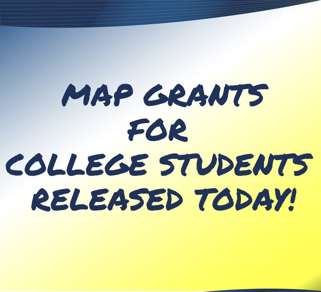 test Twitter Media - Big news for Illinois College Students! The @ILComptroller has started the release of $180 million for Fall #MapGrants.  Why?  Because #MapMatters to you for an Affordable and Accessible education in Illinois.  Thanks Susana Mendoza for standing up for Higher Education. https://t.co/LVs6Y12tsb