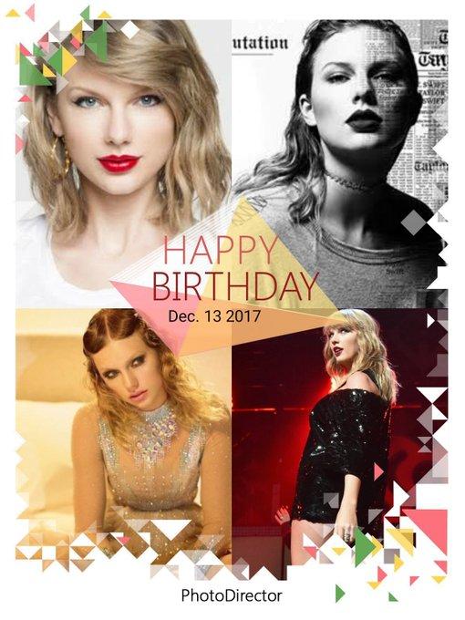 Swift Birthday     !
