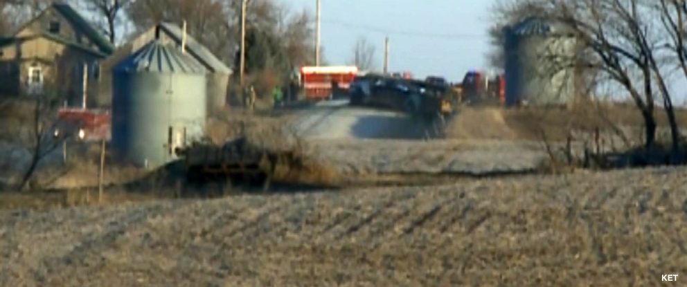 Iowa school bus becomes engulfed in flames, killing driver and student on board. https://t.co/3DwoSoG8pk https://t.co/0wWUi74sTr