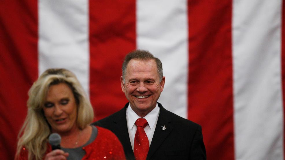 WATCH LIVE: Alabama candidate for Senate Roy Moore awaits results