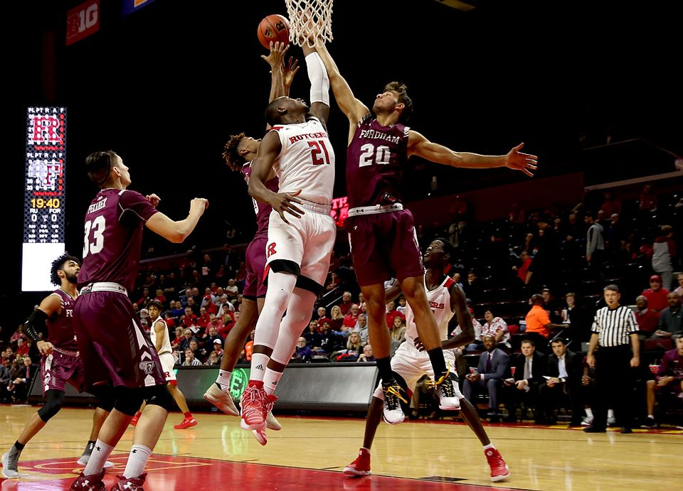 Rutgers cruises past Fordham as Corey Sanders eclipses 1,000 points for his career