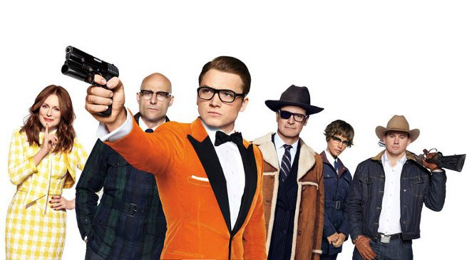 RT  amp  follow @OriginalFunko kingsman