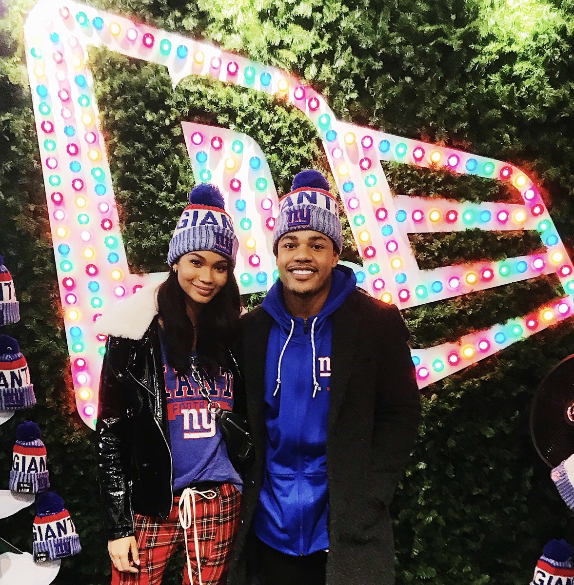 Thanks to the @neweracap fam for a great event @lids @macys Herald Square! #coldweatherstyle #neweracap https://t.co/Mkb4Uizgj1