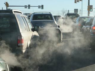 Is air pollution a threat to a fetus?