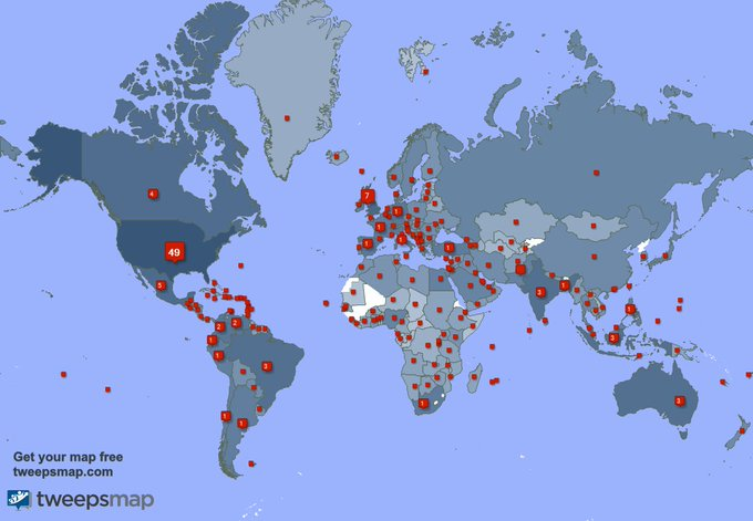 I have 1320 new followers from USA, India, Mexico, and more last week. See https://t.co/Rw9AAvUybD https://t