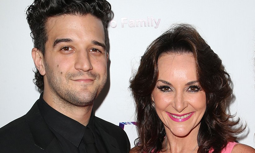 Watch our festive video! Strictly's Shirley Ballas reveals Christmas plans with son Mark...