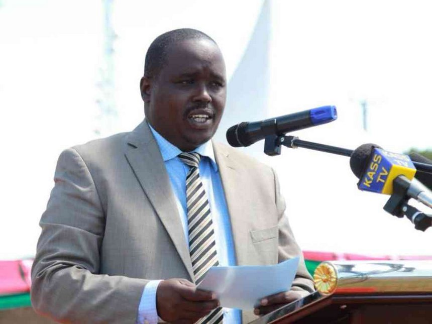Tolgos threatens to sack Elgeyo officers over declining revenue