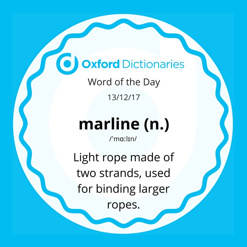 test Twitter Media - Word of the Day: marline https://t.co/rUsjCbon3m https://t.co/sNUMgZgsSM