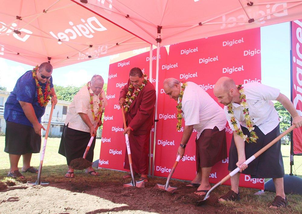 Work begins on Digicel's $35million Lava Hotel