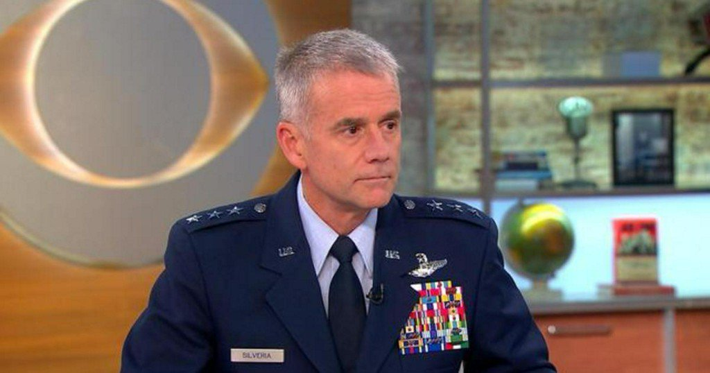 Air Force Academy chief responds to CBS News sexual assault investigation https://t.co/w59qDKHHAR https://t.co/6cCRqBraQg