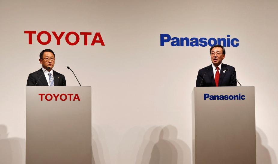 Toyota, Panasonic consider joint development of EV batteries https://t.co/BuwnumhwR5 https://t.co/P7GwoxVOk3