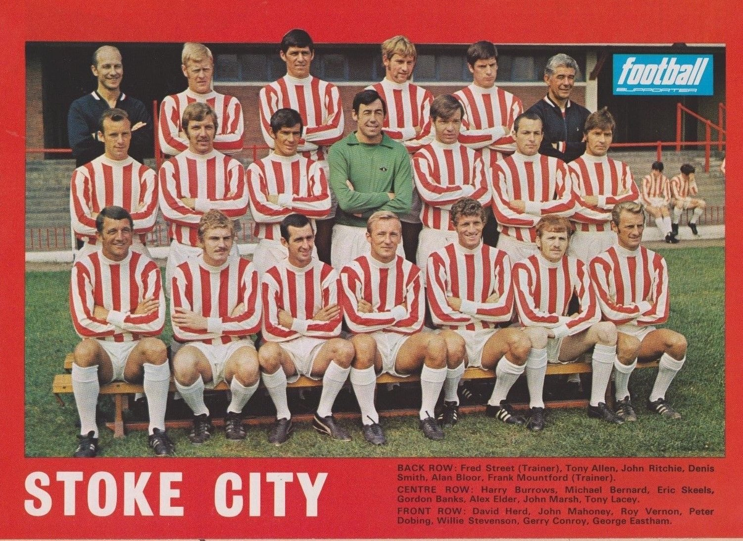 Stoke City 1970 https://t.co/7fpnEEERe5