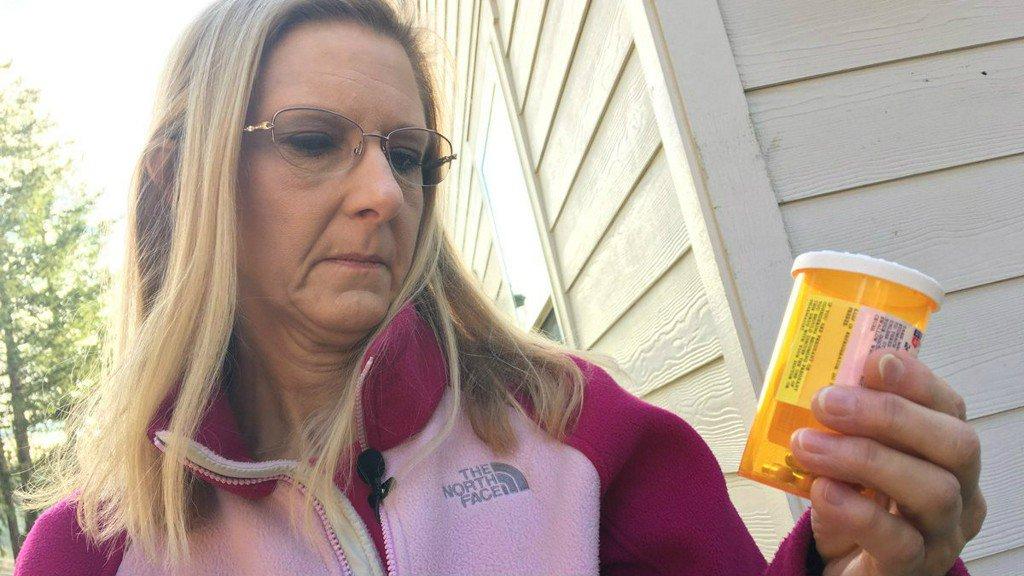 Prescription drug costs soar for Oregon woman fighting fatal disease