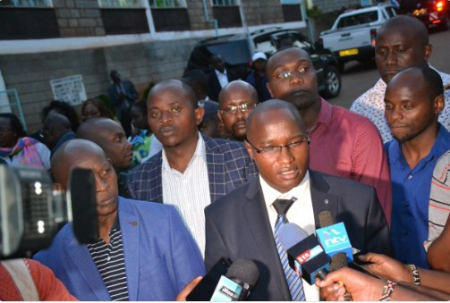 Nyeri leaders mourn Member of County Assembly