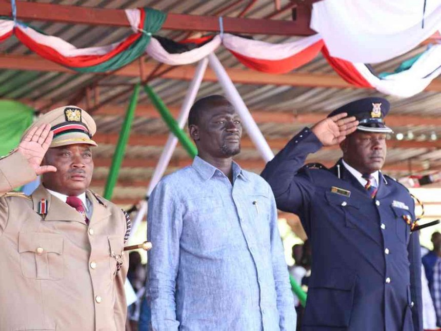 I'll work with Uhuru to end Turkana's suffering, says Nanok