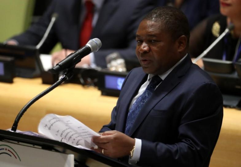 Mozambique president sacks energy and foreign ministers https://t.co/zC8hUZ0FJ7 https://t.co/E5eQTa8Aa1