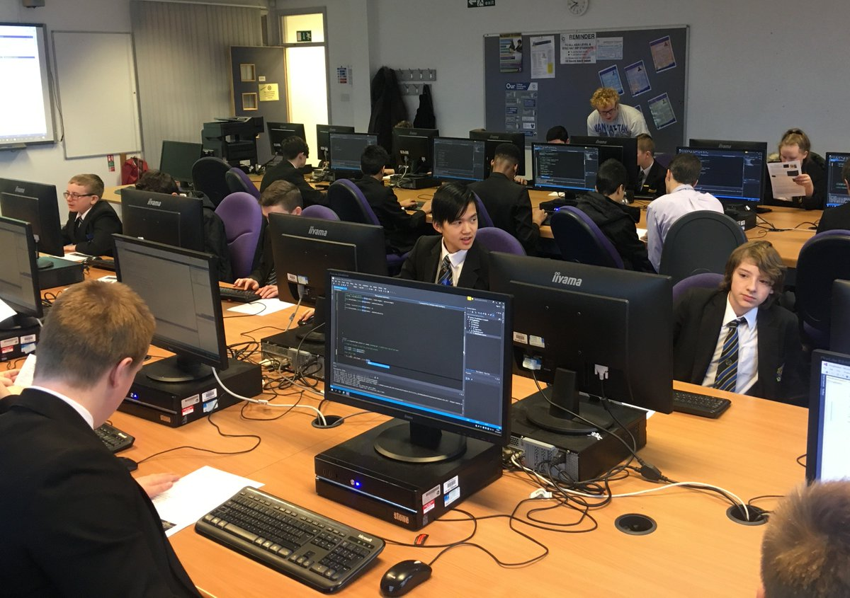 test Twitter Media - Fantastic morning @Bury_College game programming with year 9 learners. Thanks for having us! https://t.co/w7jDuwXBpA