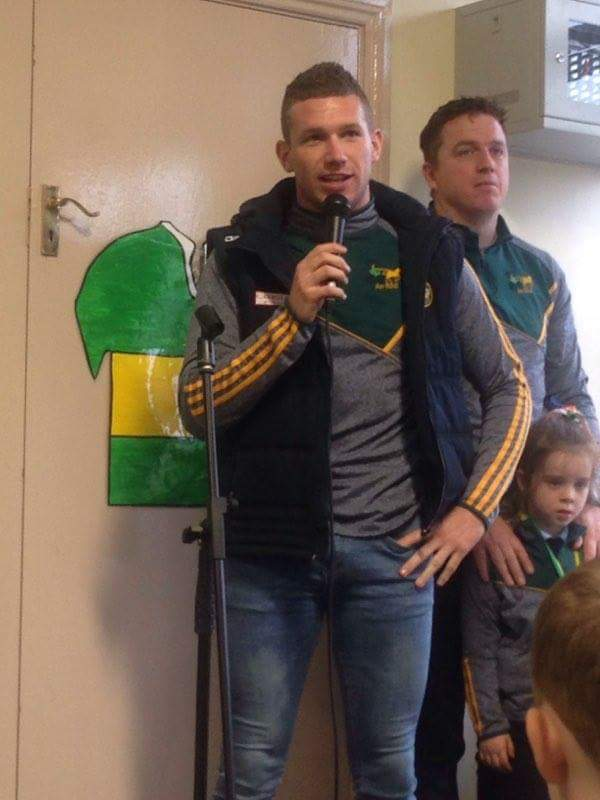 test Twitter Media - Massive Congratulations to our own Anton Sullivan who last night was Named Offaly Senior Football Captain for the upcoming season https://t.co/NcMI5hUuh5
