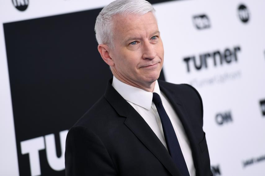 """Anderson Cooper says he was hacked after calling Trump """"pathetic loser"""" on Twitter"""