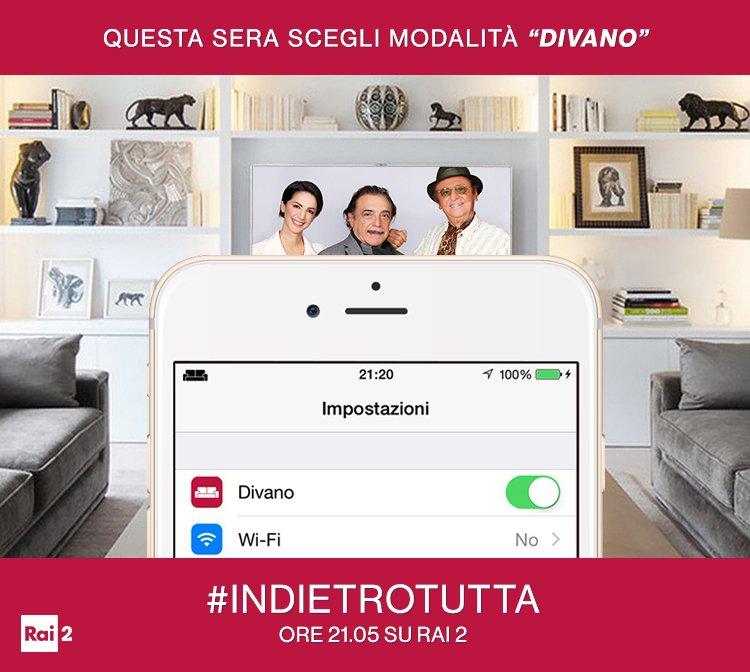 #IndietroTutta