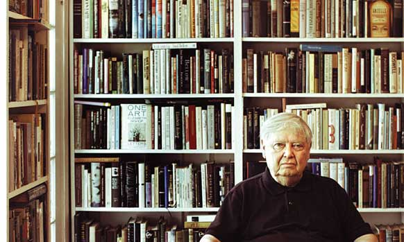 I certainly don't write for mo william gass