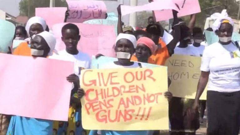 President's advisor apologizes for Juba protest interruption