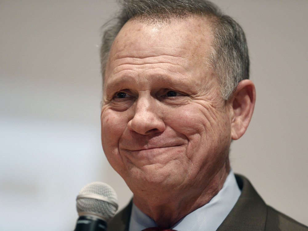 What Roy Moore's defeat in Alabama means for the Republicans — and Trump