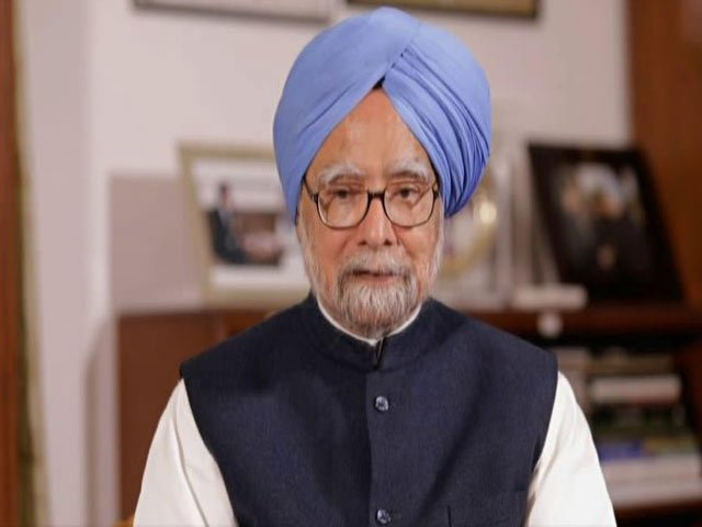 Hours after greeting PM Narendra Modi, Manmohan Singh underscores hurt in video Read: https://t.co/Td7HTnnkYb https://t.co/uL2utifduA