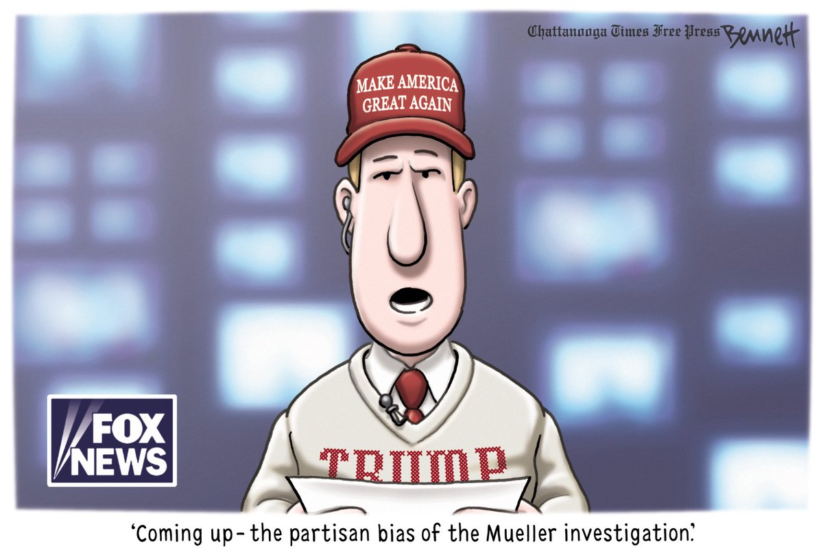RT @BennettCartoons: 12/13/2017- Breaking News #MuellerInvestigation #FoxNews #RussiaGate https://t.co/MQfhixfwys https://t.co/kYKbQHakZf