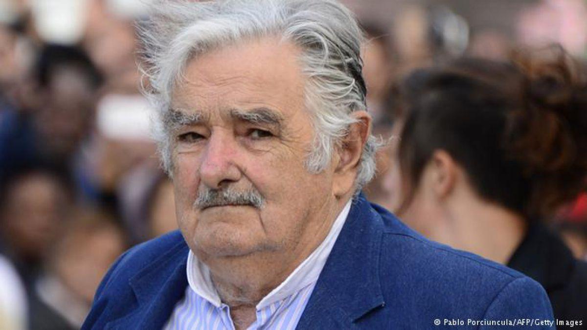Pepe Mujica llega a Chile para pepe mujica